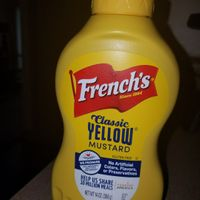 French's Yellow Mustard uploaded by Tori D.