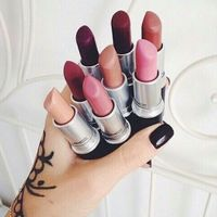 MAC Traditional Lipstick MAC Throwbacks Lips & Eyes Collection uploaded by Doaa S.