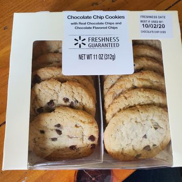 The Bakery At Walmart Soft Cookies Chocolate Chip Reviews 2021