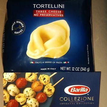 Barilla Collezione Artisanal Collection Three Cheese Tortellini Reviews 2021