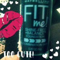 Maybelline Fit Me® Shine-Free + Balance® Stick Foundation uploaded by Stephanie B.