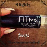 Maybelline Fit Me® Shine-Free + Balance® Stick Foundation uploaded by Elissa S.