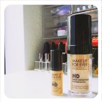 MAKE UP FOR EVER Ultra HD Foundation uploaded by Alexis H.