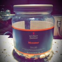 Monster Trail Mix - 36oz - Archer Farms™ uploaded by Kaitlyn W.