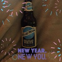 Blue Moon Belgian White Ale Beer, 6 Pack, 12 fl. oz. Bottles, 5.4% ABV uploaded by Mary M.
