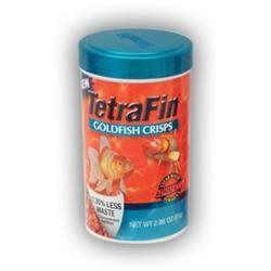 Tetra TetraFin Goldfish Crisps with Feeding Lid