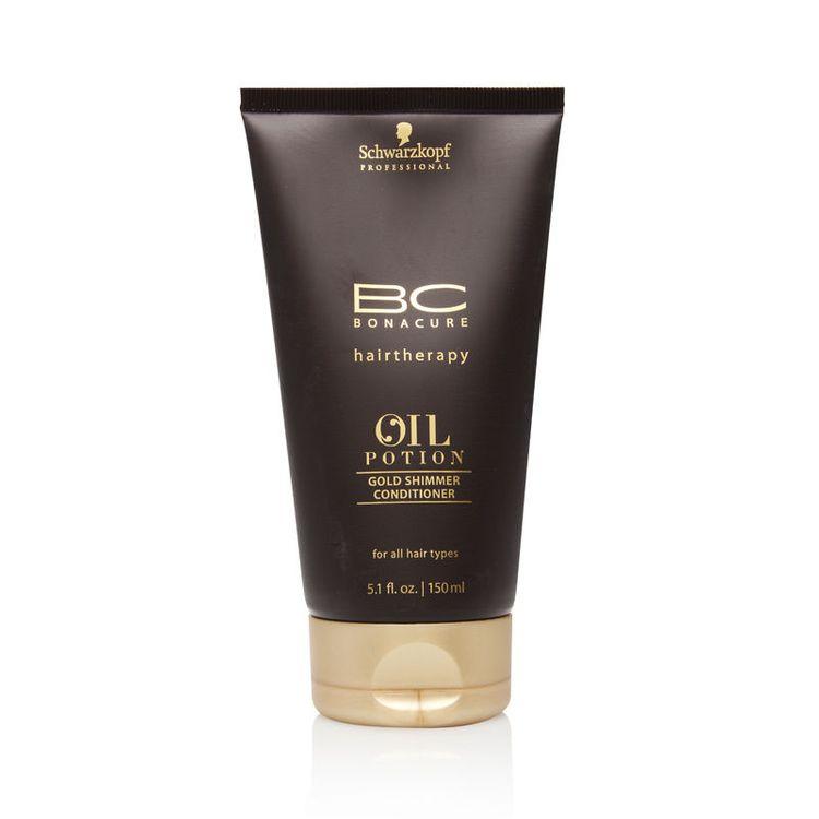 Schwarzkopf BC Bonacure Oil Potion Gold Shimmer Conditioner