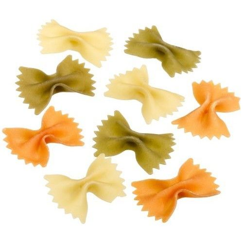 bionaturae Organic Tri-color Farfalle, Bulk, 11 Pound Bags
