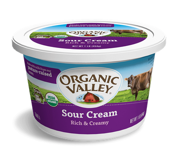 Organic Valley® Sour Cream