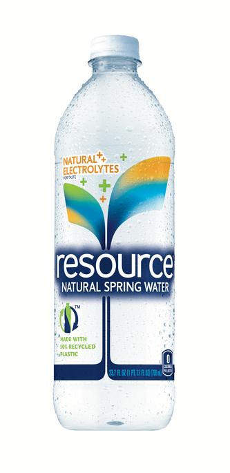 resource® Natural Spring Water