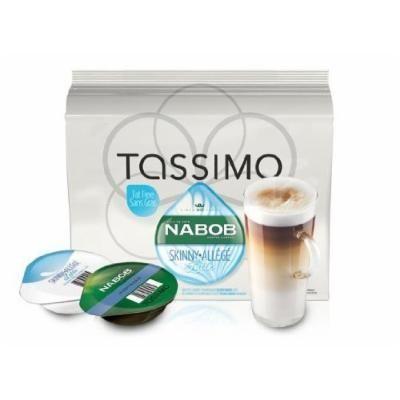 Tassimo Nabob Skinny Latte Allege - 16 T Discs - 8 Servings