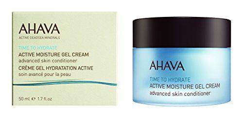 AHAVA Time to Hydrate Active Moisture Gel Cream
