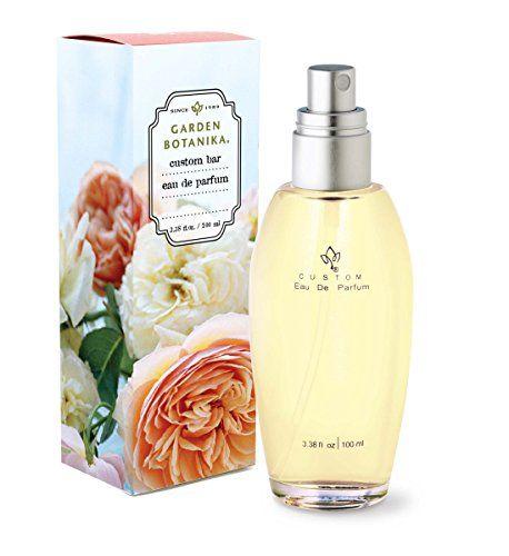 Garden Botanika Custom Blend Eau De Parfum Scent