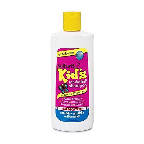 Sulfur8 Kids Medicated Anti Dandruff Shampoo