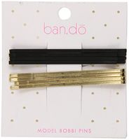 Ban.do Bobbi Set Model Matte Black Gold