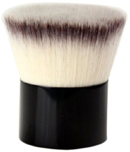 Crown Brush Syntho Series Deluxe Flat Kabuki Brush