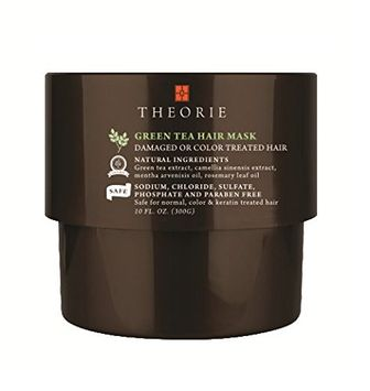 Theorie Green Tea Energizing Hair Mask
