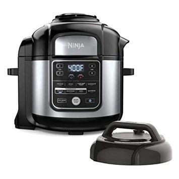 Ninja Foodi 8-quart Xl Pressure Cooker That Crisps Os405