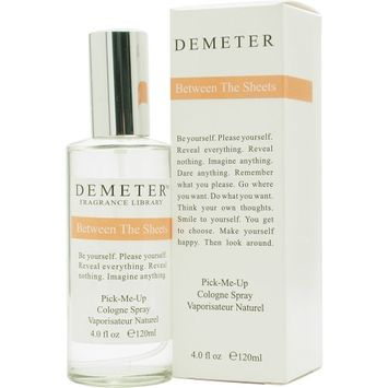 Between The Sheets By Demeter For Women. Pick-me Up Cologne Spray 4.0 Oz