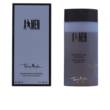 Angel Men by Thierry Mugler for Men 7.0 oz Hair and Body Shampoo