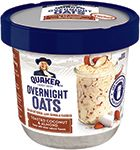 Quaker Overnight Oats Toasted Coconut Almond Crunch