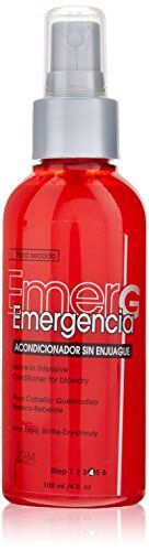Toque Magico Emergencia Leave-In Intensive Conditioner for Blowdry