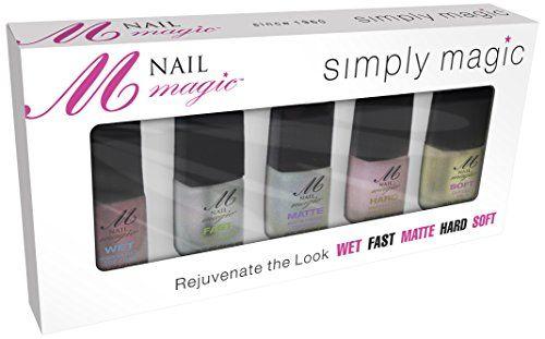 Nail Magic Simply Magic Nail Kit