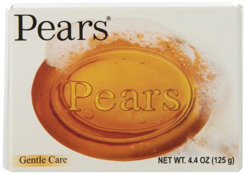 Pears Natural Glycerine Transparent Soap