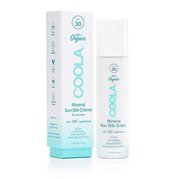 Coola Mineral Sun Silk Creme .24 Oz Brand