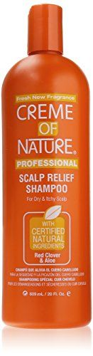 Creme of Nature Soothing Shampoofor Dry Hair and Flaky Scalp