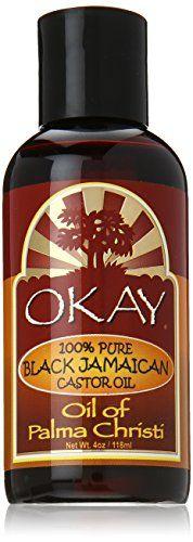 Okay Jamaican Castor Oil