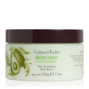 Crabtree & Evelyn Skin Nourishing Body Butter