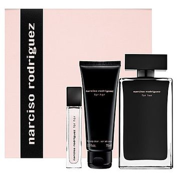 Narciso Rodriguez Fragrance Set for Her