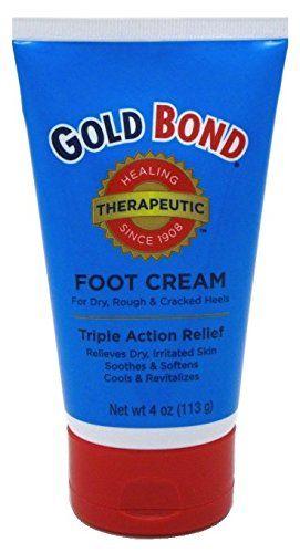 Gold Bond Triple Action Relief Foot Cream