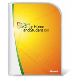 Microsoft Office 2007 Home and Student for 3 PCs