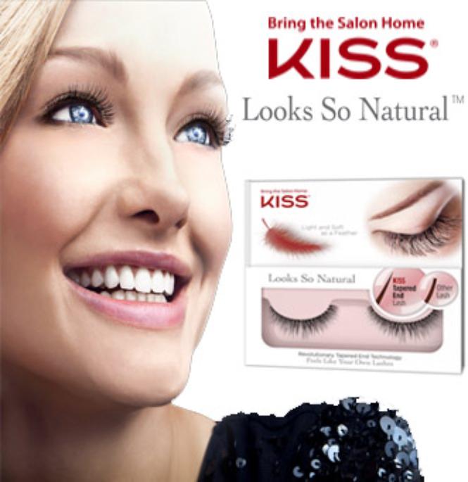 Slide: Kiss® Looks So Natural Lashes