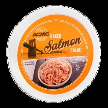 Acme Baked Salmon Salad Lightly Smoked