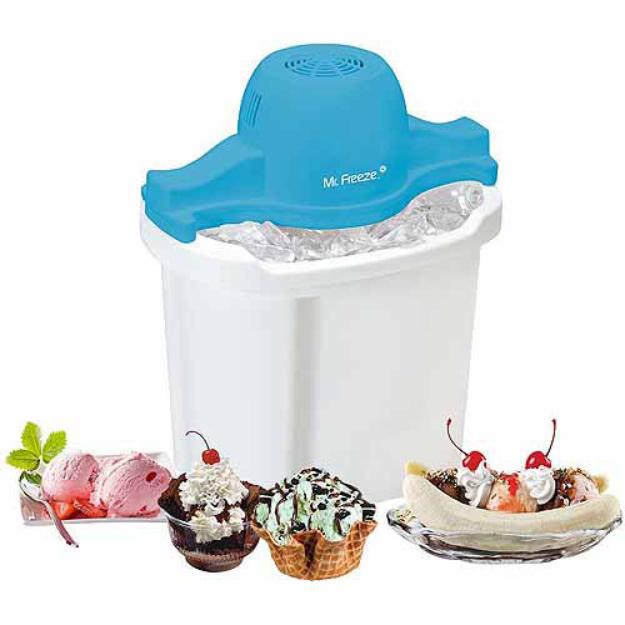Maxi-Matic 4Qt. Electric Ice Cream Maker