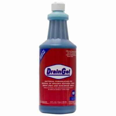 Drain Gel Drain Organic Cleaner-1 Quart 677825