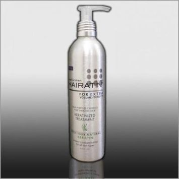 Revolution Hairatin Keratinized Treatment Natural Keratin Extra Volume/Density 8 fl. oz.