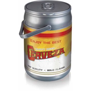 Picnic Time Can Cooler - Beer, Cerveza Can