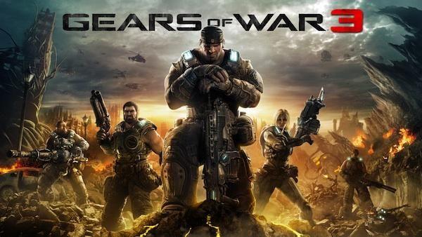 Slide: Gears of War 3