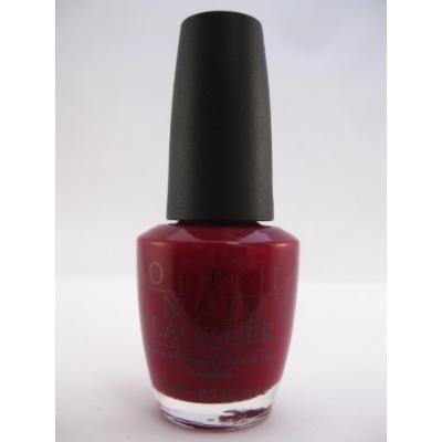 OPI nail polish Kangarooby NLA49