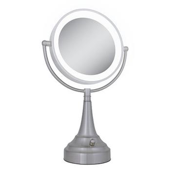 Zadro Next Generation LED Lighted Vanity Mirrors- 1X & 10X