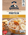Quaker Protein Instant Oatmeal Banana Nut