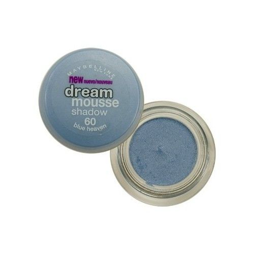 Maybelline Dream Mousse Eye Shadow