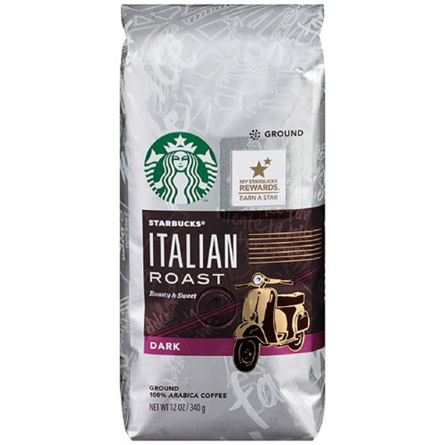 Starbucks Coffee Dark Roast