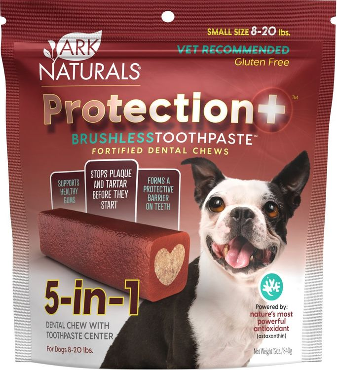 Ark Naturals Protection+ Brushless Toothpaste Small