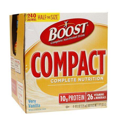 BOOST COMPACT Very Vanilla
