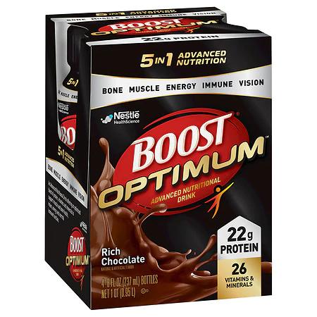 BOOST Optimum Rich Chocolate
